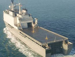 TSK'ya muhteşem savaş gemisi!
