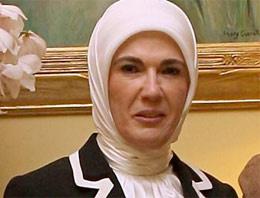 İşte Emine Erdoğan'ın türban sırrı