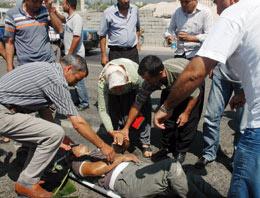Erdemli'de ölümlü trafik kazası