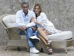 Esra Erol ile Ali Özbir'in kır düğünü