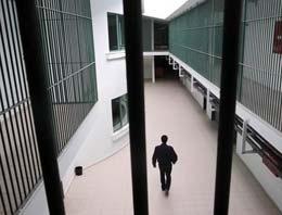Bakanlıktan tutuklulara af gibi tasarı