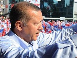 Başbakan Erdoğan Mardin ve Urfa'da