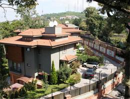 İşte Erdoğan'ın Üsküdar'daki villası