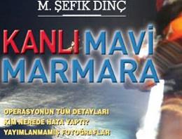 'Mavi Marmara' baskını kitap oldu