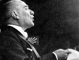 İşte Atatürk'ün gerçek sesi