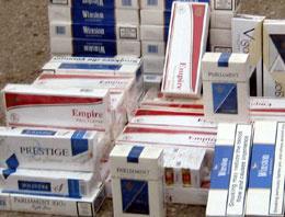 Nevşehir'de kaçak sigara operasyonu
