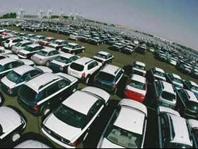 İran otomobili kapış kapış