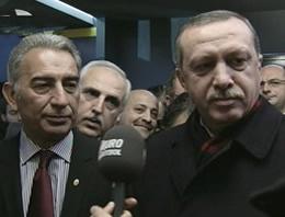 Başbakan Erdoğan Arena'yı terk etti!