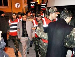 AK Partili başkan tutuklandı!