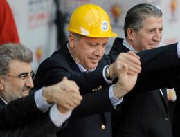 Başbakan Erdoğan gaf üstüne gaf yaptı