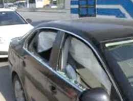 Ankara'da askeri araca saldırı