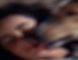 Köpekle sevişen kadın hayatını kaybetti