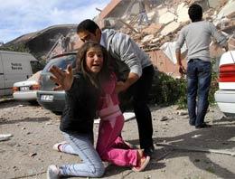Deprem bölgesine ilk yardım komşudan