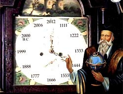 Nostradamusun 2007 kehaneti