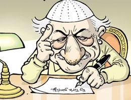 Fethullah Gülen Gırgır'a kapak oldu