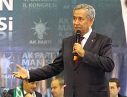 Arınç'ın belediye başkanlığına yanıtı!