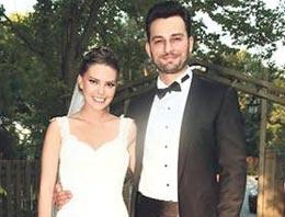 Aslı Enver ve Birkan Sokullu evlendi