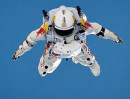 Uzaydan atlayış başlıyor - Canlı