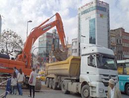 Taksim'de ev fiyatları uçuşa geçti