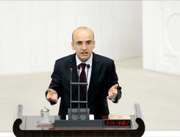 Bakan Şimşek: 'Asgari ücret çok yüksek'