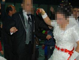 Tecavüz odasından davullu zurnalı düğüne