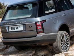 Şaka değil! 7 bin dolara Range Rover