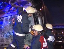 Ankara'da üç kardeşin feci ölümü