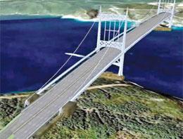 Bir köprü üç şehri uçurdu!
