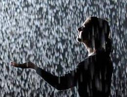 Bu akşam yağmur geliyor!