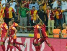 Galatasaray-Real Madrid geyikleri