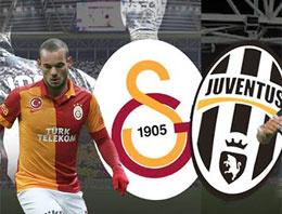 Juventus-Galatasaray maçı özeti-tüm golleri