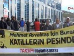 Mehmet Ayvalıtaş davası görülüyor