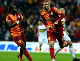 Galatasaray Sivasspor maçında kimler kırmızı kart gördü?