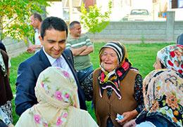 AK Parti Kırşehir Adayı Yaşar Bahçeci kimdir?