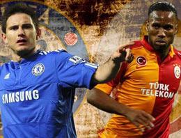 Galatasaray Chelsa maçı maç sonucu