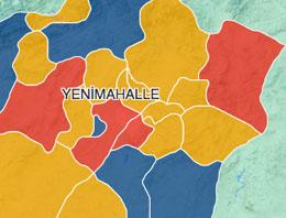 Ankara Yenimahalle seçim sonuçları 2014