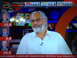 24'ün seçim sonuçları Etyen Mahçupyan'ı şaşkına çevirdi!
