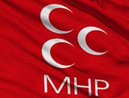 MHP'den Levent Gültekin'e cevap geldi