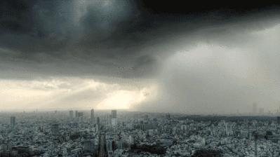 Hava durumu sağanak ve fırtına alarmı!