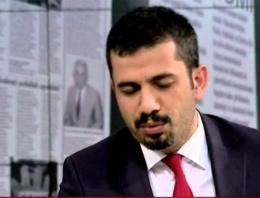 Mehmet Baransu'dan operasyon tweeti