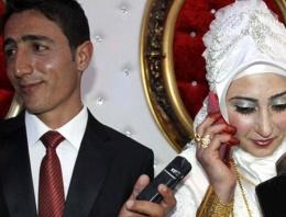 PKK'dan ayrılan gencin nikahında Davutoğlu sürprizi!
