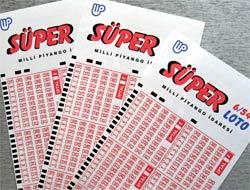 Süper Loto'da haftanın rakamları