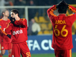 Galatasaray borç batağında