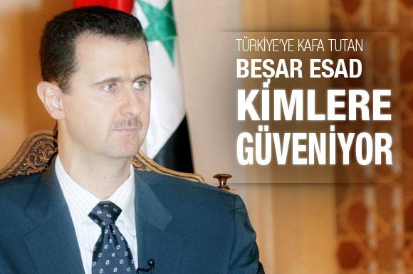 Suriye'yi hangi ülkeler destekliyor?