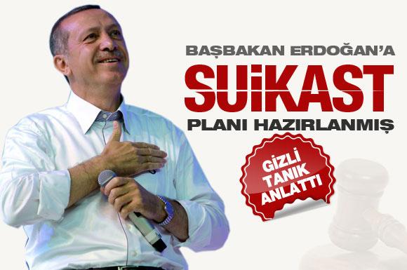 Erdoğan'a C4 ile suikast planı!