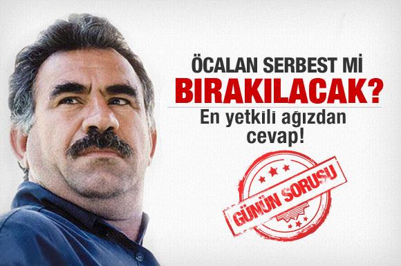 Abdullah Öcalan serbest mi bırakılacak?