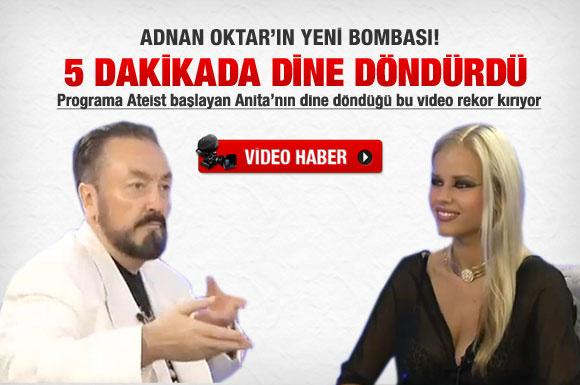 Adnan Oktar'ın rekor kıran o videosu!