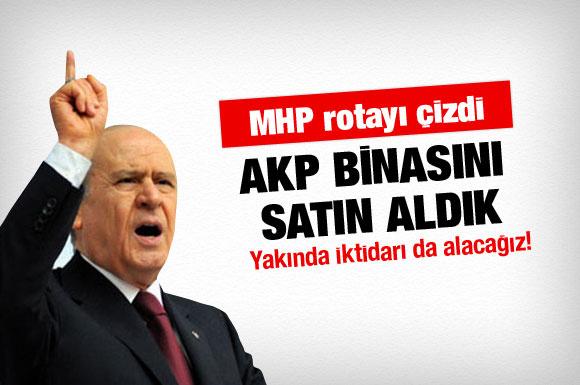 MHP'li Başkan'ın tuhaf iktidar hesabı!