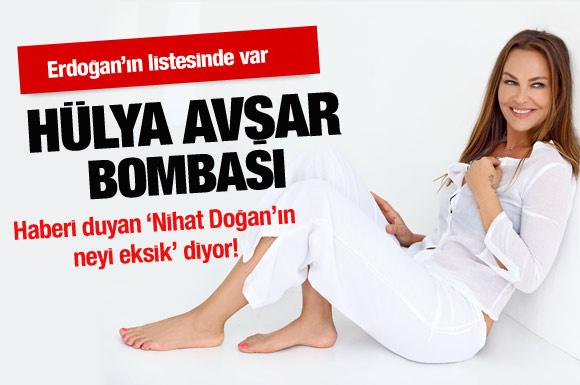 Bomba! Hülya Avşar 'akil insan' oluyor!