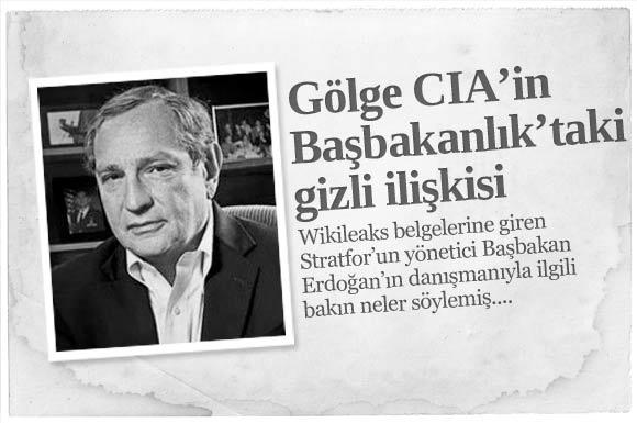 Gölge CIA'in Başbakanlık'taki gizli ilişkisi